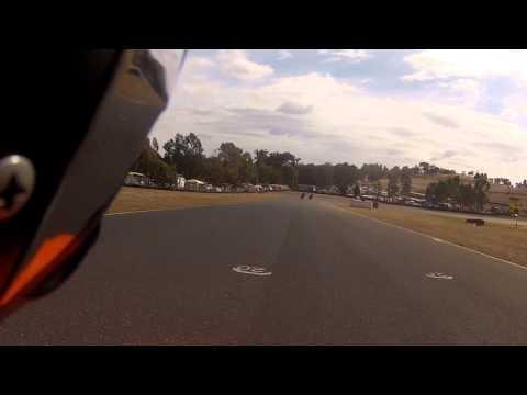 Rickman Kawasaki CR 900 - Broadford Bike Bonanza 2015