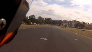 Rickman Kawasaki CR 900 - Broadford Bike Bonanza 2015