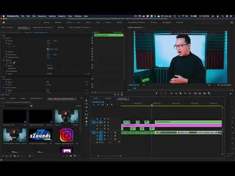 Adobe Premiere MultiCam Sequence Audio Issue