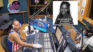 WAVES OF THE BAY FM: INTERVIEW WITH KAY MARAGH (EPISODE 34)