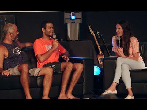 Blind Surfer Interview | Derek Rabelo, Beyond Sight | Surfing Australia