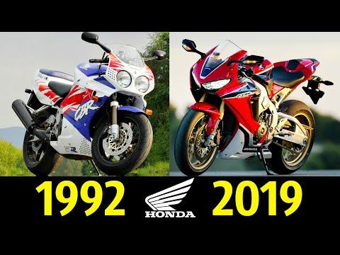 💖 Honda CBR 1000RR Fireblade - Все Модели 😃!