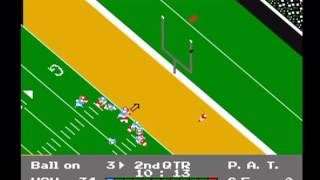 NES Play Action Football - Playoffs { Part 2 }