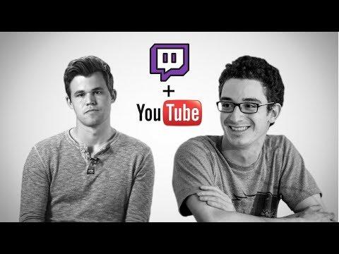 2018 World Chess Championship (Twitch + YouTube)