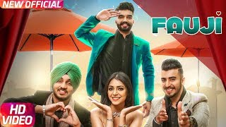 Fauji (Full ) | The Landers | Western Penduz | Latest Punjabi Song 2018 | Speed Records