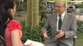 Trevor Manuel discussing Africa