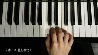 【奏音の小箱】ピアノ 指を鍛える練習