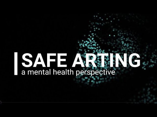 Safe Arting: Being creative with your safety in mind