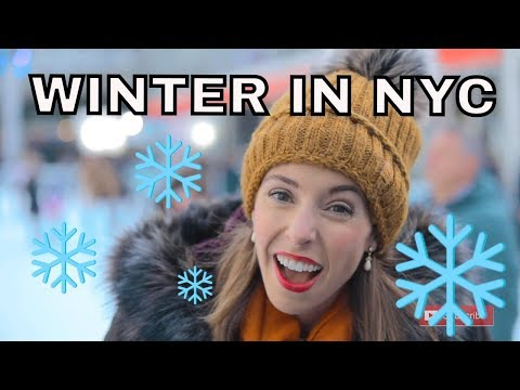 7 Amazing Things To Do In NYC In Winter | Restaurants, Skiing, & More
