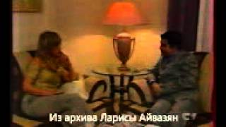 Irina Allegrova Moskovskie vstrechi mpeg4