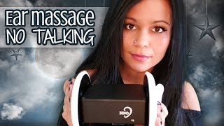 ASMR 3Dio Ear Massage No Talking For Sleep ✨🌙