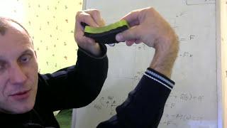 1-02-01 Изгиб. Внутренние усилия Q x и M x , построение эпюр. Сопротивление материалов.