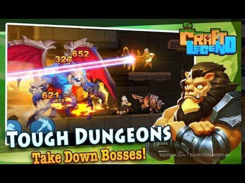 Craft Legend - Gameplay Walkthrough Part 4 ( Android iOS )