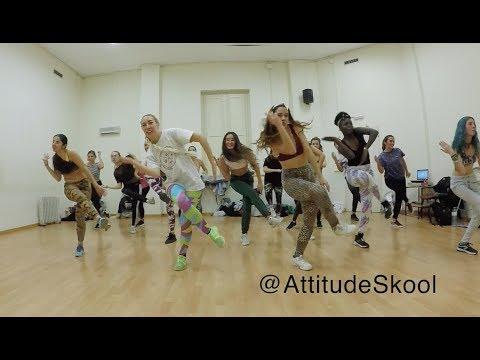 Vybz Kartel- Run Up (Attitude Skool)