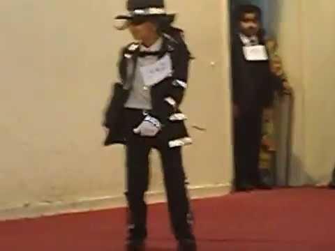 Akshat Soni as Michael Jackson