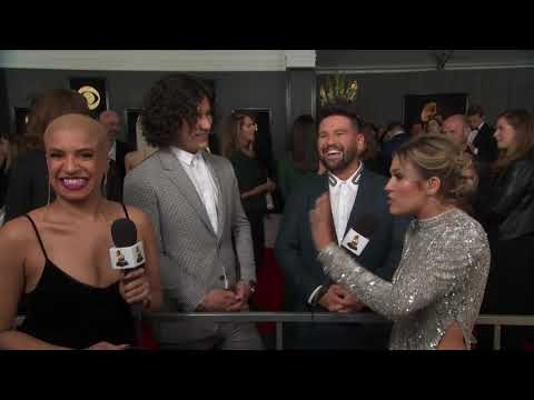 Dan + Shay Red Carpet Interview | 2019 GRAMMYs Mp3