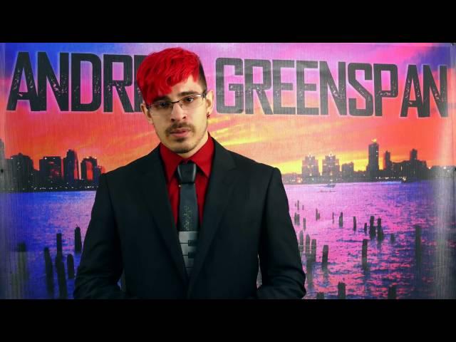 "Andrew Greenspan - DayBreak ""My Story"""