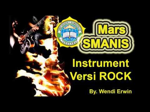 Keren.... Lagu MARS SMANIS Versi Rock Instrument.mp4