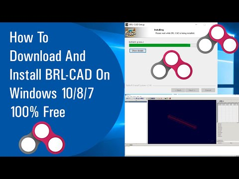 ✅ How To Download And Install BRL-CAD On Windows 10/8/7 100% Free (2020)