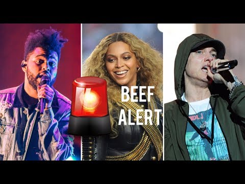COACHELLA 2018 ANNOUNCED! Beyonce, Eminem, & The Weeknd Will Headline!