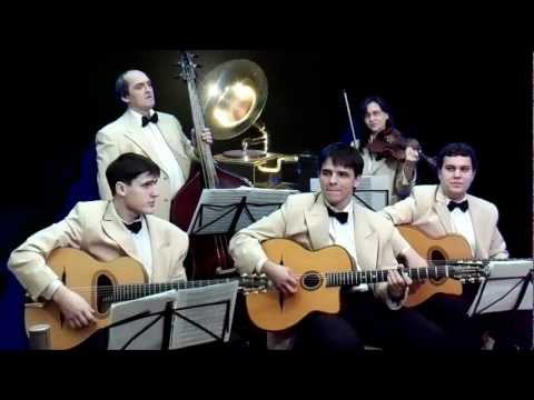 Minor Swing (Django Reinhardt, Stéphane Grappelli). Jazz-band Retro (Saratov)