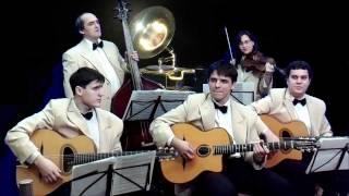 Minor Swing (Django Reinhardt, Stéphane Grappelli). Jazz-band Retro (Saratov)