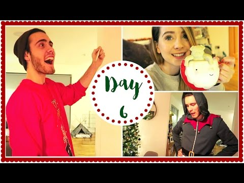 CUTE CHRISTMAS TREASURE HUNT | VLOGMAS