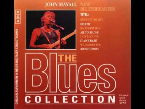 Room To Move live  John Mayall & The Bluesbreakers  19871994