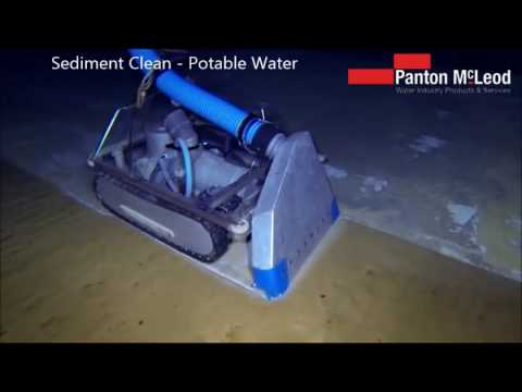 Panton McLeod Robotic Reservoir and Tank Cleaning