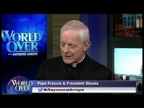 World Over - 2014-03-27 - Card. Wuerl on the Obama, Pope Francis meeting with Raymond Arroyo