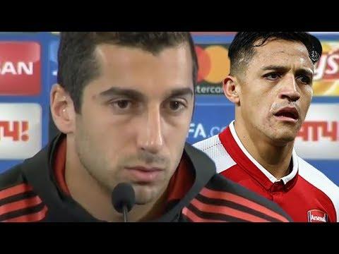 "Henrikh Mkhitaryan: ""Please Don't Force Me To Go To Arsenal!""*"