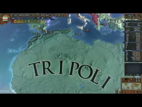 Lets play EU4: Mare Nostrum (The Fezzan Corridors Part 52 Fi