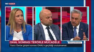 Anadolu Soruyor 26.07.2018  AK Parti Genel Başkan Yardımcısı Hayati Yazıcı