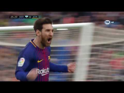 Barcellona vs Atletico Madrid 1-0 ● Highlights & Goals ● La Liga 04/03/2018 HD