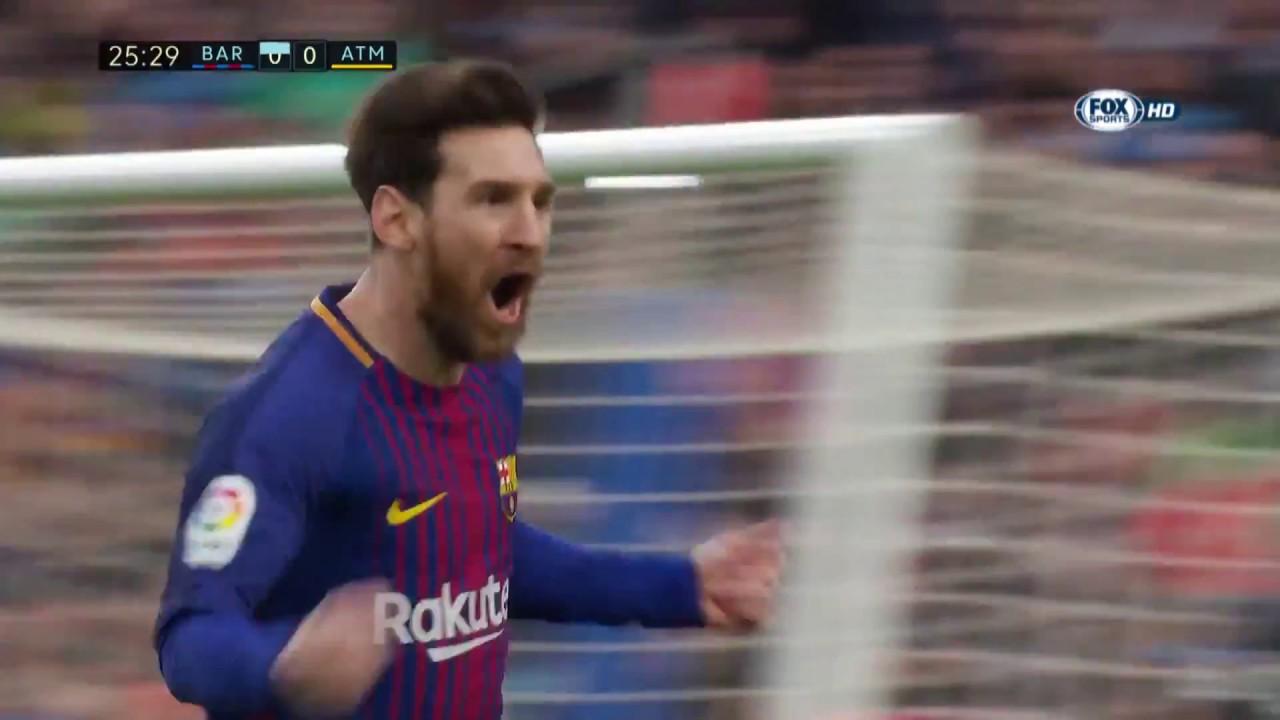 Download Barcellona vs Atletico Madrid 1-0 ● Highlights & Goals ● La Liga 04/03/2018 HD