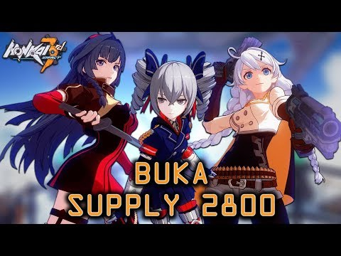 Buka SUPPLY 2800! Oh My Lord | Honkai Impact 3 - Indonesia