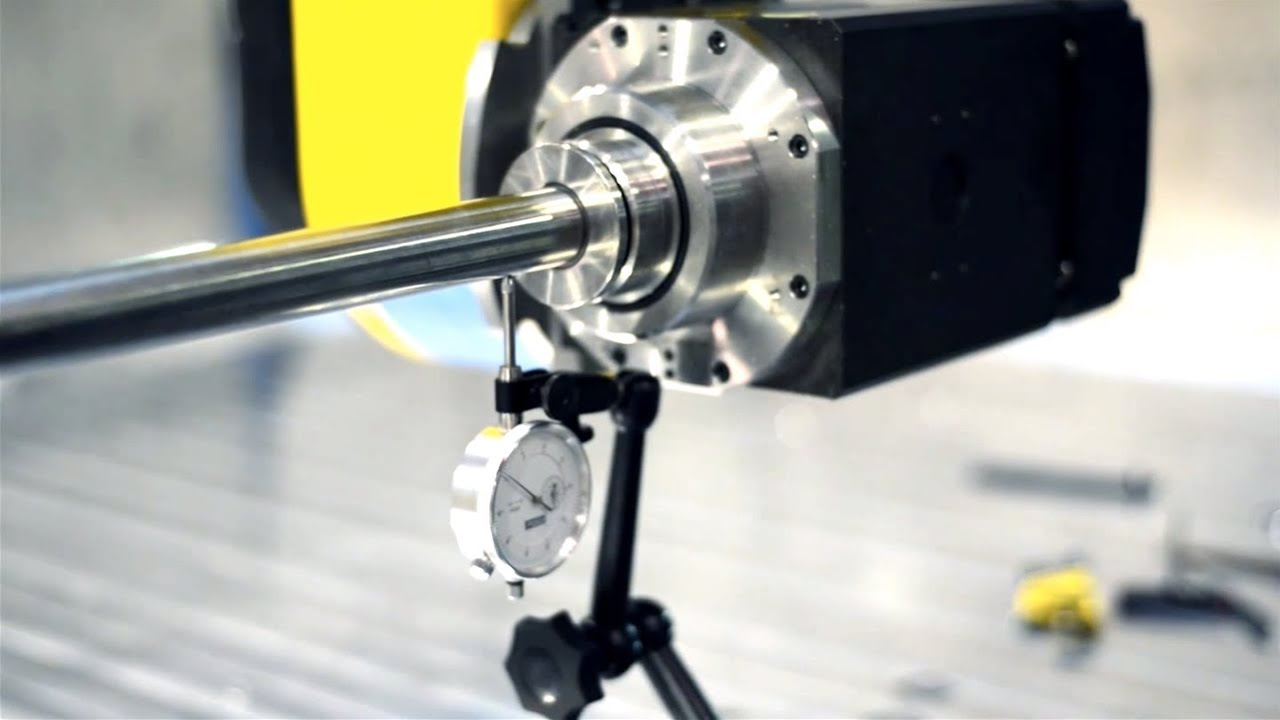 5 Axis Cnc Alignment Verification Training With Aor Cnc Control