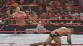 RAW 7/7 - John Cena vs Batista vs JBL vs Kane