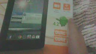 Unboxing+review tablet multilaser m7s dual core