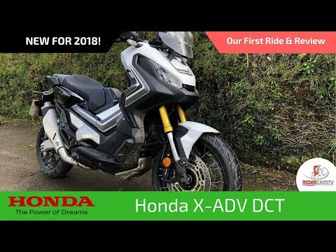 Honda X-ADV DCT 750 | Our first ride and review