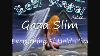 Lost Angel Riddim Mix [Aug 2011] - DJ BeaZy