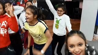 Aankh Marey | SIMMBA | Dance Choreography By D4 Dance Academy