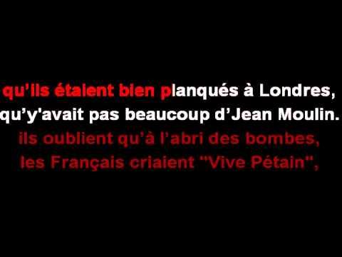 Renaud - Hexagone.wmv
