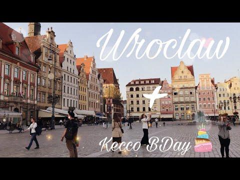 Kecco WBlog || Wroclaw + My BDay! - 2018