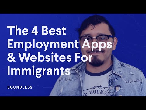 The 4 Best Employment Apps and Websites For Immigrants
