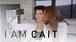 I Am Cait | Caitlyn and Kris Jenner Take a Sweet Selfie | E!
