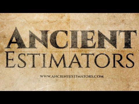 Ancient Estimators - Episode 1: Bricks and Tablet