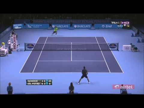 ★ Novak Djokovic ★ ...Greatest of them all (best points) *HD*