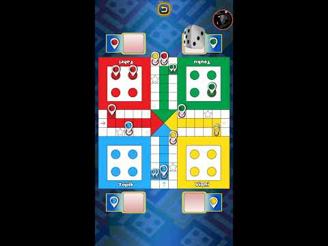 Playing ludo king by native language. SO CRAZY...!!!