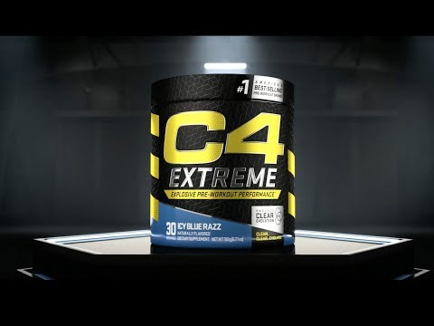 C4® Extreme | Project Clear Evolution | #PursuitOfPerfection